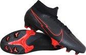 Nike Mercurial Superfly 7 Pro FG voetbalschoenen heren zwart/rood