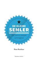Boek cover Kleine boekjes - grote inzichten  -   De kleine Semler van Peter Runhaar (Hardcover)