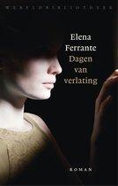Boek cover Dagen van verlating van Elena Ferrante