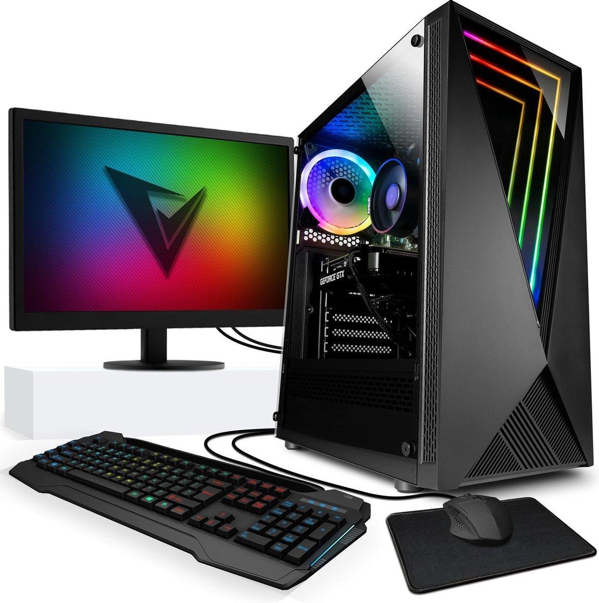 Vibox Gaming Desktop 9-4 – Game PC