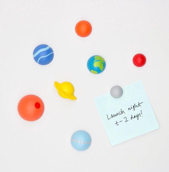 Thumbnail van een extra afbeelding van het spel Suck Uk Magneten Zonnestelsel 2,5 Cm 8 Stuks
