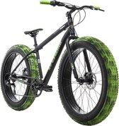 Ks Cycling Fiets Mountainbike vetfiets 26 '' crusher - 46 cm