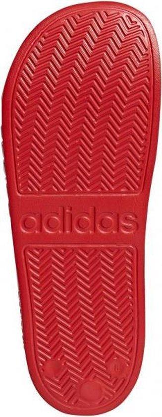 adidas Adilette Shower Heren Slippers - Scarlet/Footwear White/Scarlet - Maat 43 - adidas