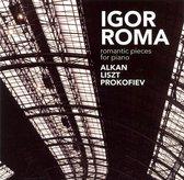Igor Roma - Romantic Pieces For Piano