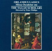 Lassus: Miss Osculetur me / Peter Phillips, The Tallis Scholars