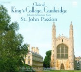 Choir Of King's College, Cambridge - St. John Passion (2Cd+Dvd)