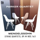 Mendelssohn String Quartets Op.44 Nos 1