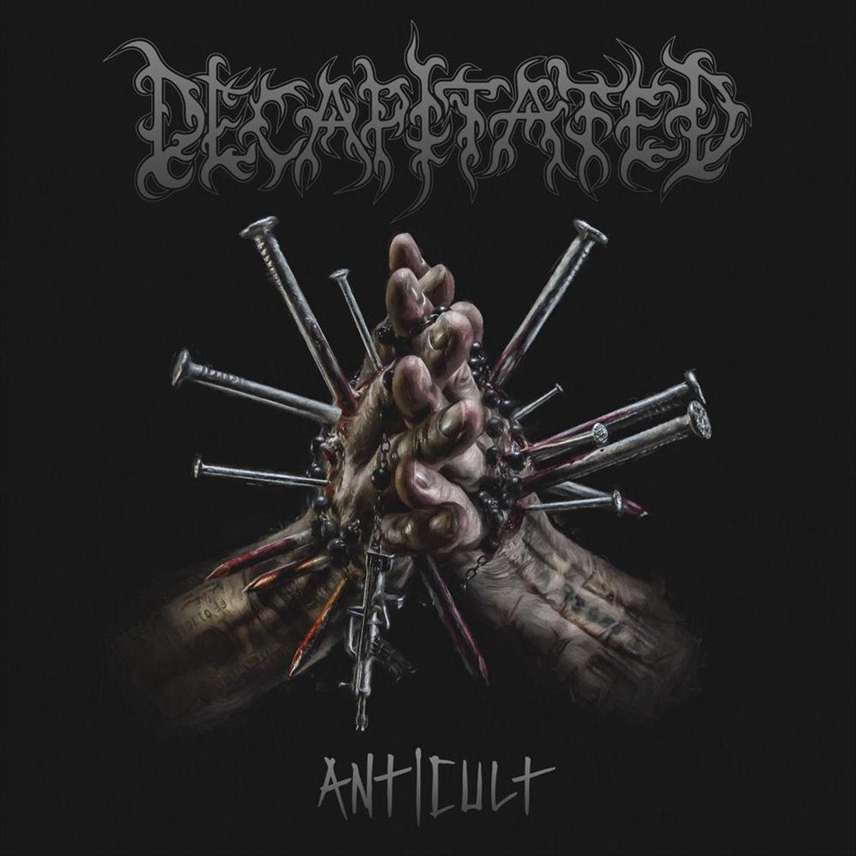 Anticult (LP) - Decapitated