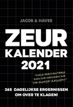 Scheurkalender - 2021 - Zeurkalender