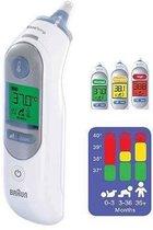Braun IRT 6520 ThermoScan 7 MNLA - Lichaamsthermom