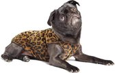 Goldpaw - Stretch Fleece Pullover - Rekbare Hondenjas/Hondentrui - Luipaard - Maat 6 (1-5kg)