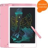 5. Tekentablet kinderen WBTT® - Tekenbord - LCD Tekentablet kinderen - Grafische tablet kinderen - Kindertablet Roze