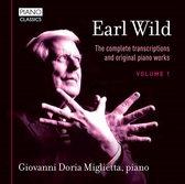 Giovanni Doria Miglietta Piano - Earl Wild: The Complete Transcripti