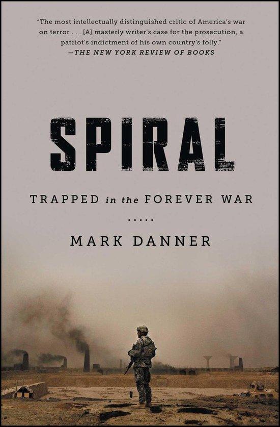 Boek cover Spiral van Mark Danner (Onbekend)