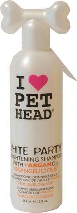 Pet Head - White party - 354 ml