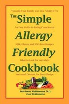 The Simple Allergy Friendly Cookbook