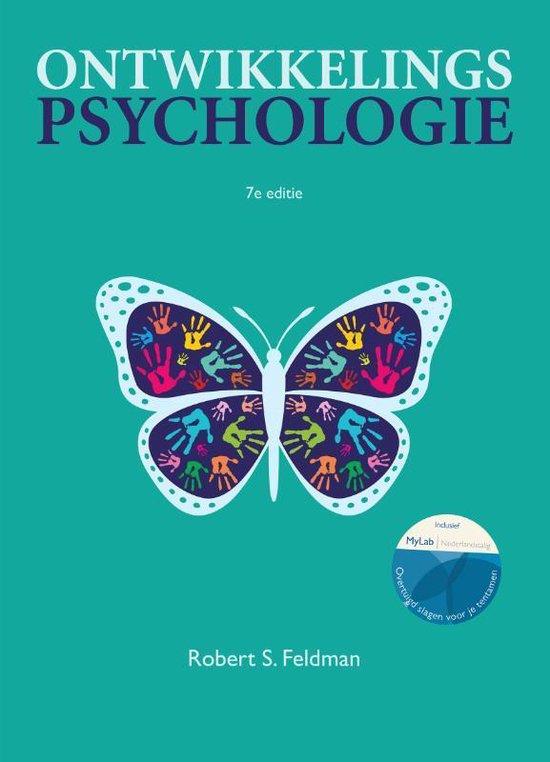 Ontwikkelingspsychologie + Mylab NL toegangscode - Robert S. Feldman |