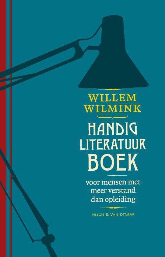 Handig literatuurboek - Willem Wilmink |
