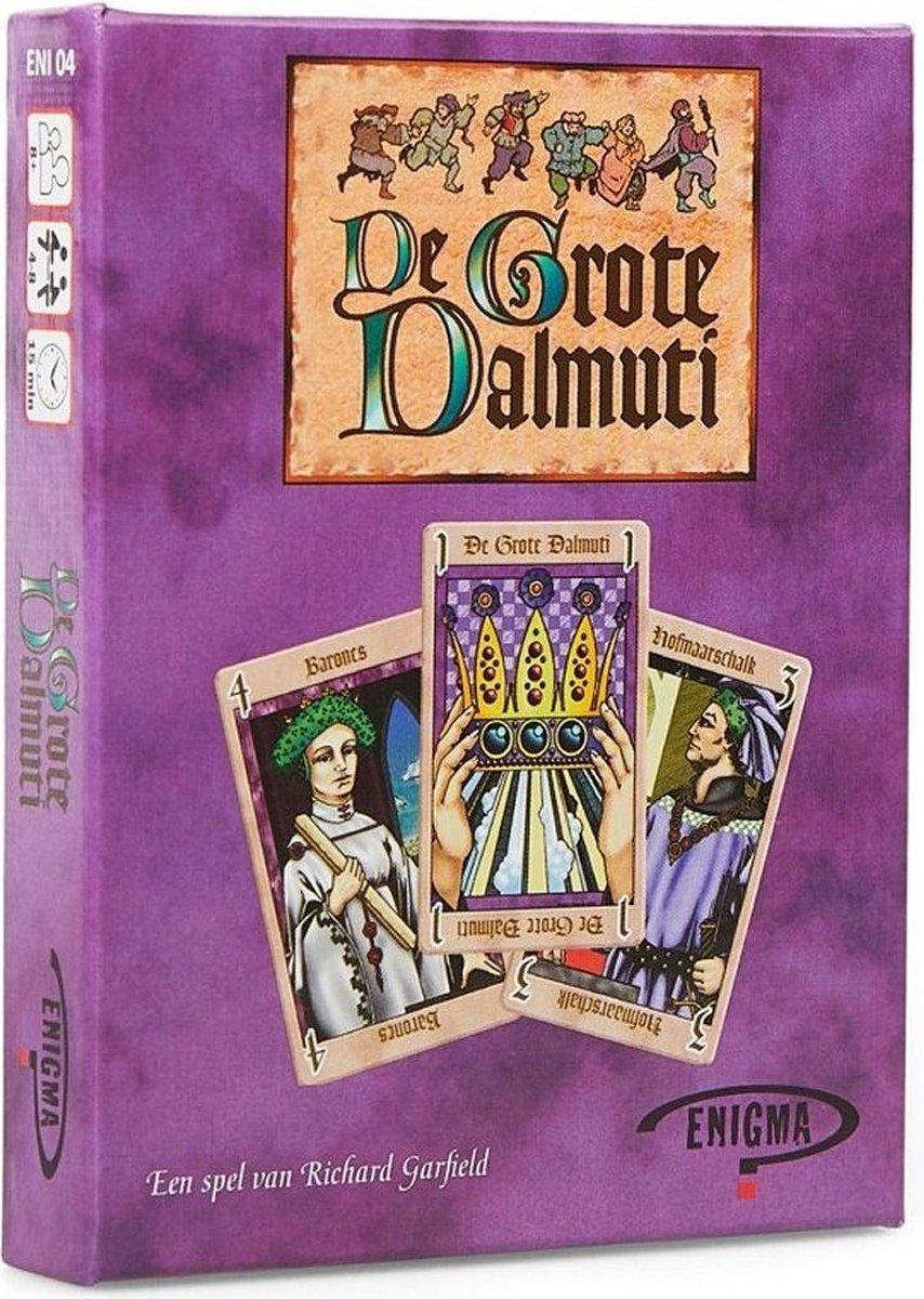 De Grote Dalmuti - Kaartspel