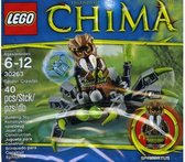 LEGO 30263 Legends of Chima Spider Crawler (Polybag - Zakje)