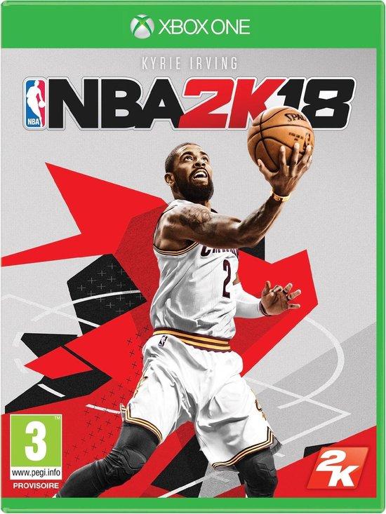 NBA Basketball 2K18 – Xbox One