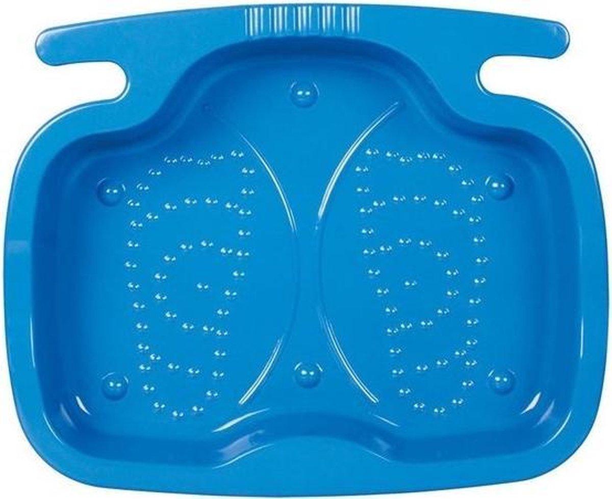 Intex zwembad voetenbadje 56 x 46 x 9 cm - Bijzet voetbadje voor het zwembad - Zwembaden schoon houden accessoires