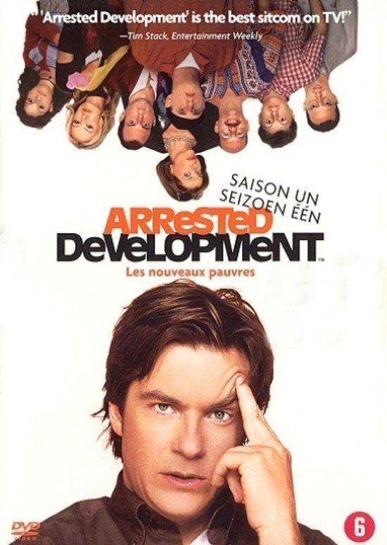 Cover van de film 'Arrested Developement'