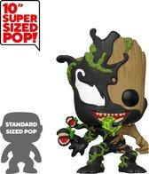Pop! Marvel: Spider-Man Maximum Venom - Venomized Groot 10 FUNKO