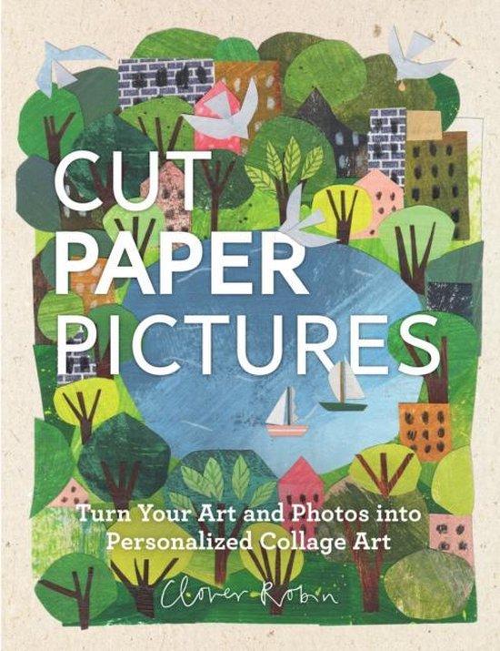 Boek cover Cut Paper Pictures van Clover Robin (Hardcover)