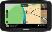 TomTom Go Basic 6 inclusief Dashboard mount en case