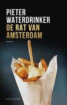 Boek cover De rat van Amsterdam van Pieter Waterdrinker (Onbekend)