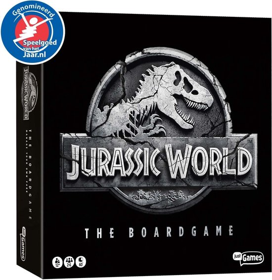 Jurassic World the boardgame - bordspel - Retail Bordspel