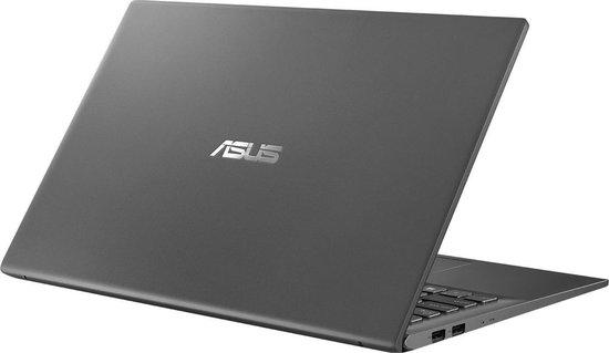 ASUS VivoBook 15 P1504JA-EJ573T Notebook Grijs 39,6 cm (15.6'') 1920 x 1080 Pixels Intel® 10de generatie Core™ i5 8 GB DDR4-SDRAM 1512 GB HDD+SSD Wi-Fi 5 (802.11ac) Windows 10 Home