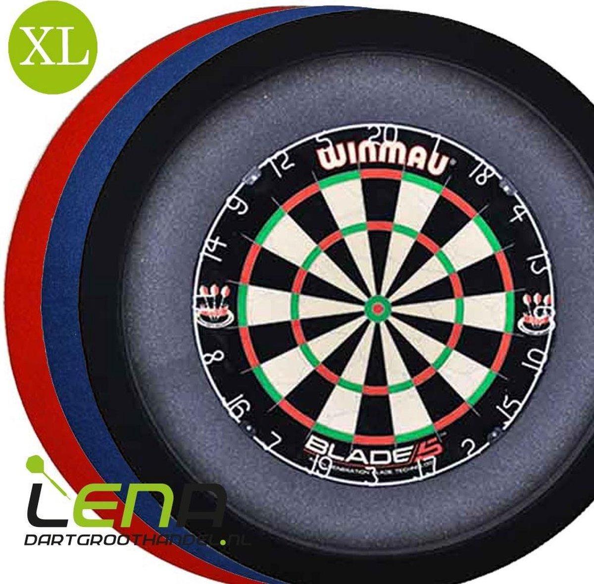 LENA Dartbord Verlichting BASIC XL (Grijs)