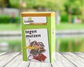 Luxan Brodilux Graan  - tegen muizen in huis | 2x 50 gram