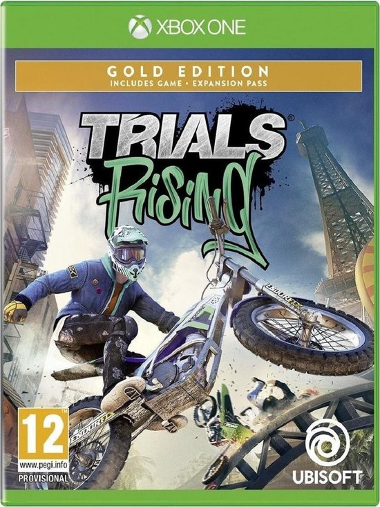 Trials Rising – Gold – Xbox One