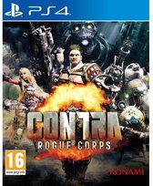 Contra Rogue Corps - PS4 FR