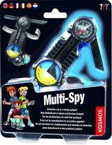 Kosmos Experimenteerset Multi-spy Junior Zwart