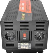 Renoster Zuivere Sinus Omvormer 12V-230V - 3500/7000W + Controller (Spanningstransformator)