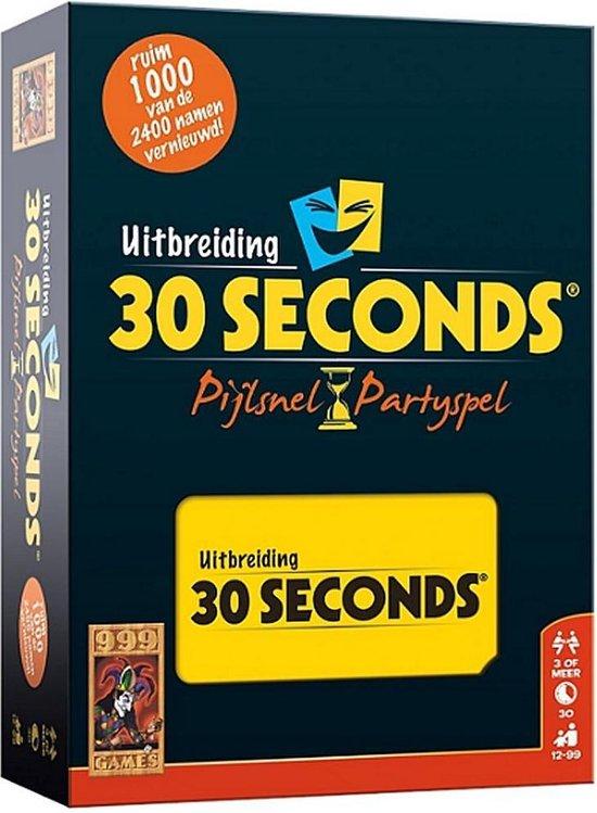 30 Seconds Uitbreiding – Bordspel