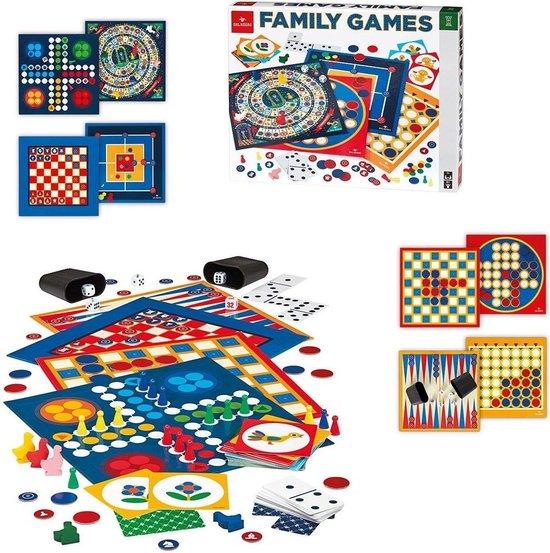 Afbeelding van het spel Dal Negro Spelbox 40,4 X 32 Cm Karton Wit 8-delig