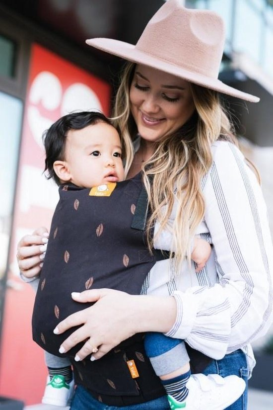 Tula Free-to-Grow Draagzak Baby - Silva