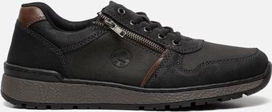 Heren Sneakers Grijs Maat 46