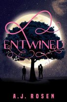 Boek cover Entwined van A. J. Rosen