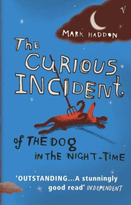 Boek cover Curious Incident of the Dog in the Night-Time van Mark Haddon (Voordeeleditie)