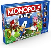 Monopoly Sonic Gamer - Bordspel