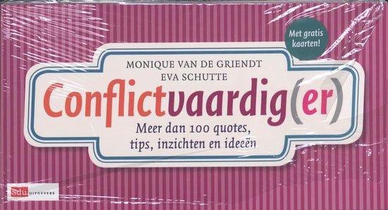 Conflictvaardig(er) - Monique van de Griendt   Fthsonline.com