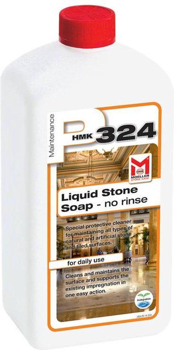 HMK P324 - Vloeibare zeep voor steen - Moeller - 5 L