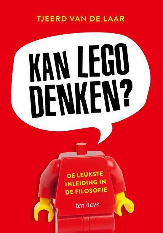 Boek cover Kan lego denken? van Tjeerd van de Laar (Paperback)