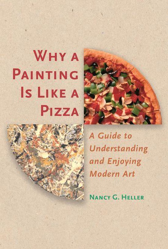 Why a Painting Is Like a Pizza